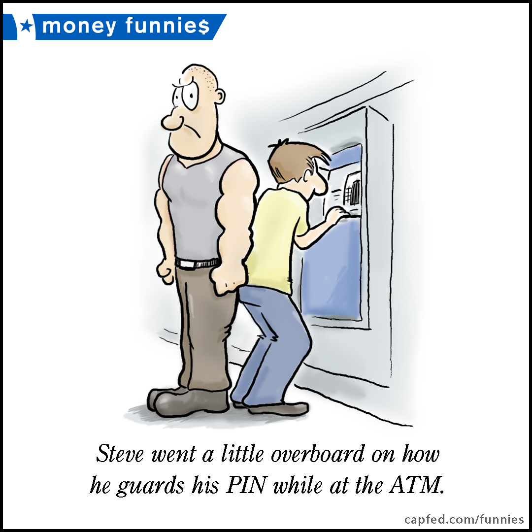Money Funnies Comic Image